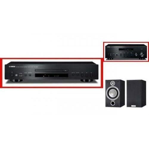 YAMAHA R-S500 + CD-S300 + TANNOY MERCURY Vi1 - wieża, zestaw hifi - zmontuj tanio swój zestaw na stronie