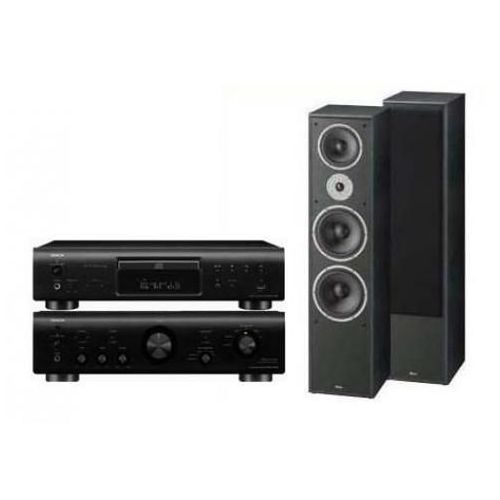 Artykuł DENON PMA-710 + DCD-710 + MAGNAT SUPREME 2000 z kategorii zestawy hi-fi