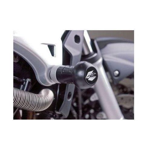 Puig y Suzuki GSR 600; 2006-2011 (czarne) | TRANSPORT KURIEREM GRATIS z kat. crash pady motocyklowe