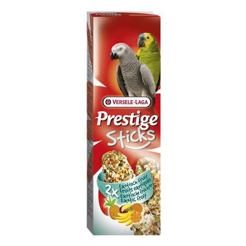 VERSELE LAGA - PRESTIGE STICKS PARROTS EXOTIC FRUIT 140g