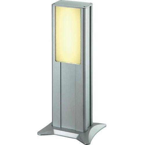 Lampa stojąca zewnętrzna IVT 380011, 1x21 W, E27, IP44, (DxSxW) 14.5 x 9 x 45 cm