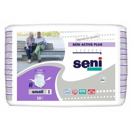 Majtki chłonne Seni Active Plus (1) Small 10szt., kup u jednego z partnerów