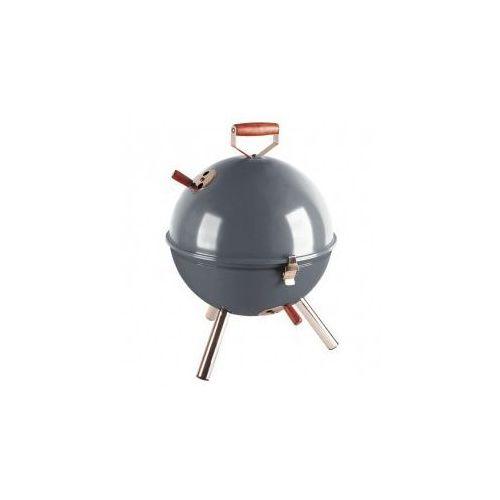 Grill okrągły szary Mini BBQ, produkt marki Contento