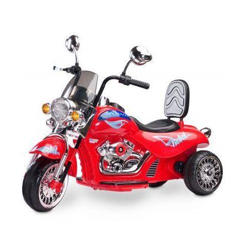 Toyz Rebel motocykl na akumulator red ze sklepu foteliki-wozki.pl