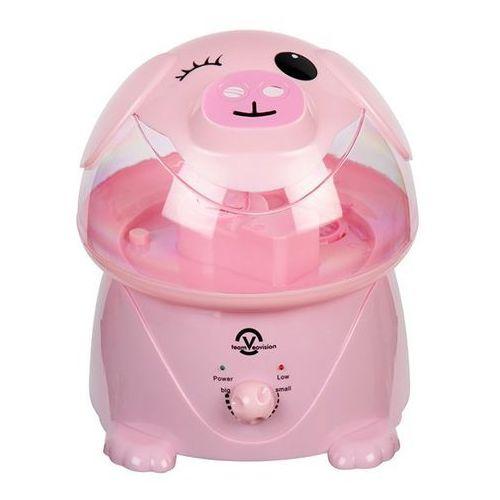 Elektryczny ultradźwiękowy nawilżacz powietrza świnka 4L z kategorii Nawilżacze powietrza