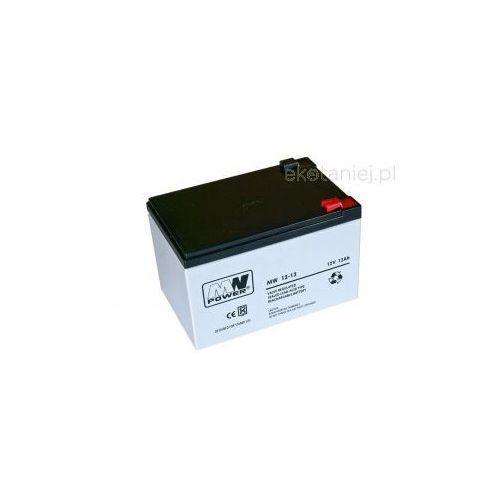 Akumulator MWPower AGM 12Ah 12V z kategorii Pozostałe ogrzewanie