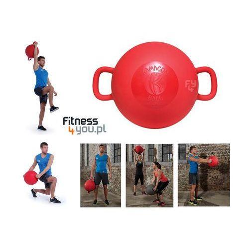 PIŁKA KAMAGON BALL (CZERWONA) :: POLECANY SPRZEDAWCA :: TRUSTED SHOPS :: TEL 801000505 :: www.aerobik.fitness, produkt marki Kamagon Fitness