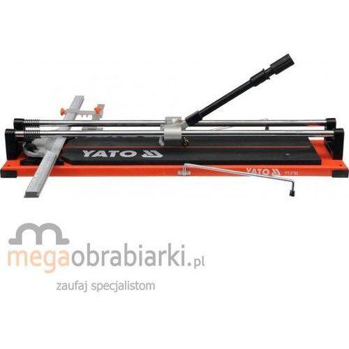 Produkt z kategorii- elektryczne przecinarki do glazury - YATO Przyrząd do cięcia glazury 700 mm YT-3702