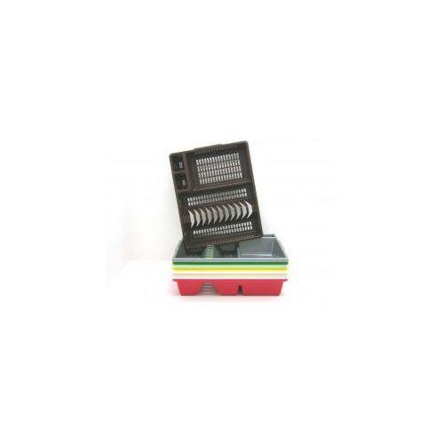 Produkt z kategorii- suszarki do naczyń - Suszarka do naczyń 42,5x36x9 Clasic