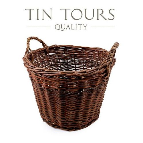 Produkt KOSZ WIKLINOWY 40x40x28/35 cm, marki Tin Tours Sp.z o.o.