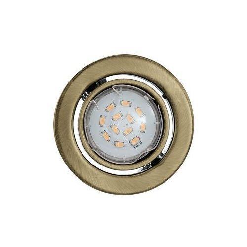 IGOA 93239 ZESTAW 3 OCZEK SUFITOWYCH WPUSZCZANYCH LED EGLO z kategorii oświetlenie