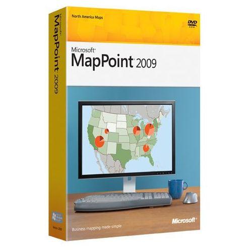 Produkt Mappoint® Win32 Single License/software Assurance Pack Open No Level, marki Microsoft