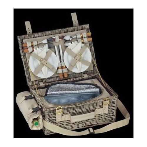 ASCONA Kosz Piknikowy z Wkładem Termicznym, produkt marki Cilio