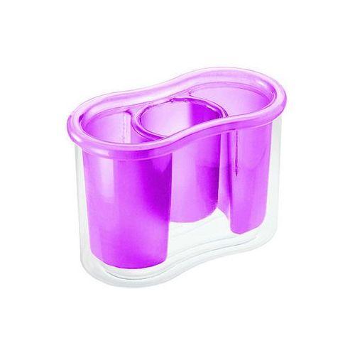 Produkt z kategorii- suszarki do naczyń - Ociekacz do sztućców Guzzini Latina fioletowy