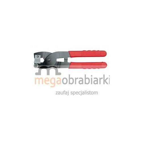 Produkt z kategorii- elektryczne przecinarki do glazury - VOREL Szczypce do cięcia i łamania glazury 200 mm