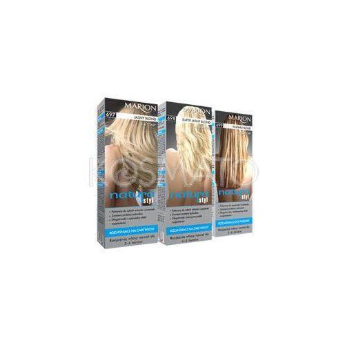 Produkt z kategorii- pozostałe kosmetyki do włosów - Marion Natura Styl Rozjaśniacz