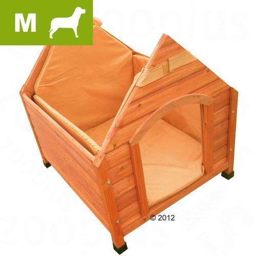 Izolacja do budy Spike Komfort, M - M: dł x szer x wys: 68 x 62 x 54 cm (izolacja i ocieplenie)