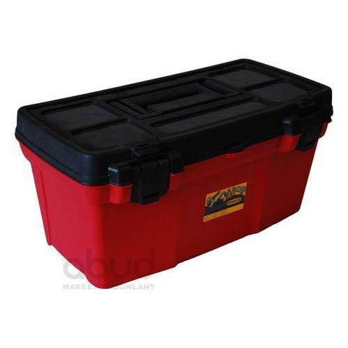 Towar Skrzynka narzędziowa 480x260x220 MODECO z kategorii skrzynki i walizki narzędziowe