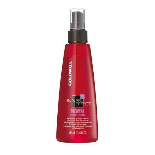 GOLDWELL INNEREFFECT RESOFT&COLOR LIVE CONDITIONER spray 150ml ODŻYWKA W SPRAYU - produkt z kategorii- odżywki do włosów