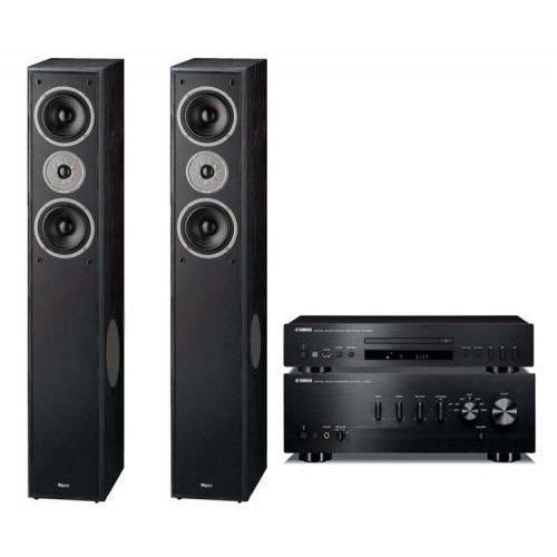 Artykuł YAMAHA A-S300 + CD-S300 + MAGNAT SUPREME 2500 z kategorii zestawy hi-fi