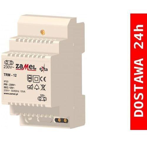 Artykuł TRM-12 Transformator 230/12V AC 15VA z kategorii transformatory