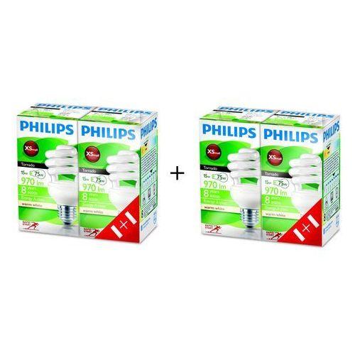 Oferta Philips T3 15W E27 pack 4szt z kat.: oświetlenie