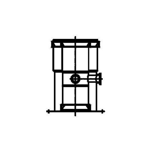Oferta Termet (K) Adapter koncentryczny z króćcami i kołnierzem (60/100) z kat.: ogrzewanie
