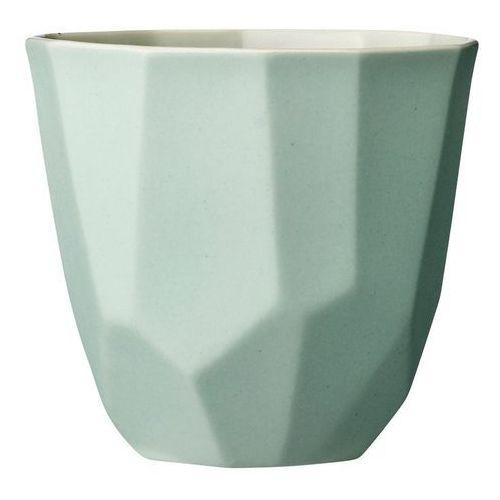 Doniczka ceramiczna, miętowa 7.5 x 8 cm 278068m, produkt marki Bloomingville