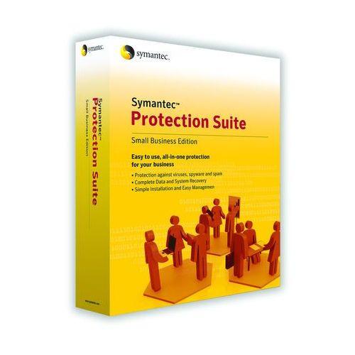 Produkt z kategorii- pozostałe oprogramowanie - Symc Protection Suite Small Business Edition 4.0 En 5 User Bndl Bus