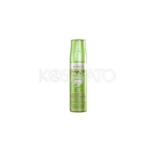 Produkt z kategorii- pozostałe kosmetyki do włosów - Marion Natura Silk do włosów pozbawionych objętości, 150 ml