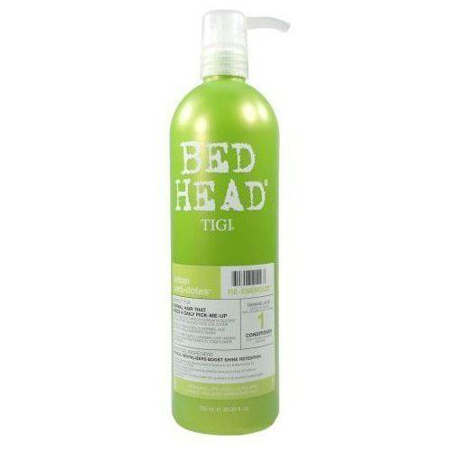 TIGI Bed Head Re-Energize Conditioner kosmetyki damskie - odżywka do włosów 750ml - 750ml - produkt z kategorii- odżywki do włosów