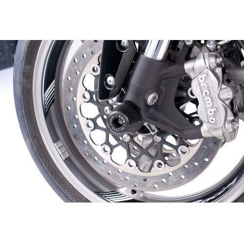 Protektory osi koła przedniego PUIG do Suzuki GSXR600/750 11-15 z kategorii crash pady motocyklowe
