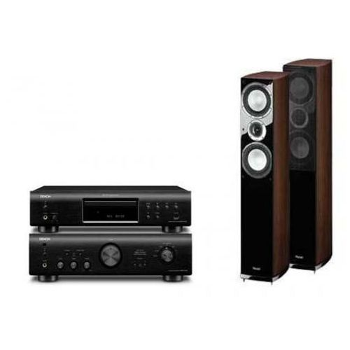 Artykuł DENON PMA-720 + DCD-720 + MAGNAT QUANTUM 675 z kategorii zestawy hi-fi