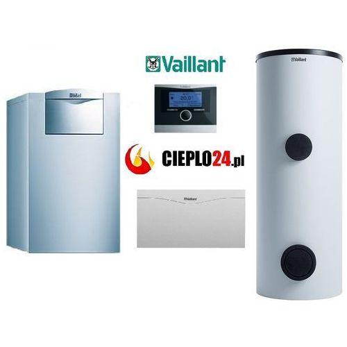 Towar  ecoVIT plus VKS INT 356 + VIH S 300 + calormatic 470 + VR 68/2 pakiet 25 kod 0010005703-S3R z kategorii kotły gazowe