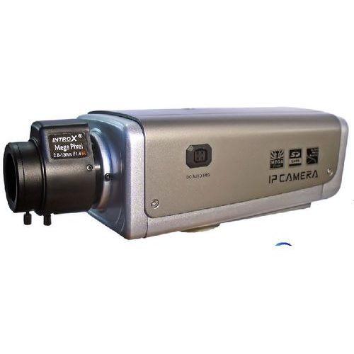 IN-IP-9800M-MP-P Kamery sieciowe lP, 2.0MPx, CMOS, ze skanowaniem progresywnym w obudowie standardowej BOX, rozdzielczość: HD