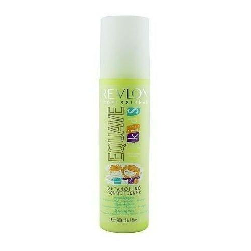 Produkt z kategorii- odżywki do włosów - Revlon Equave Kids 2in1 Conditioner 200ml W Odżywka do włosów dla dzieci + Gratis Emanuel Ungaro Apparition Miniatura