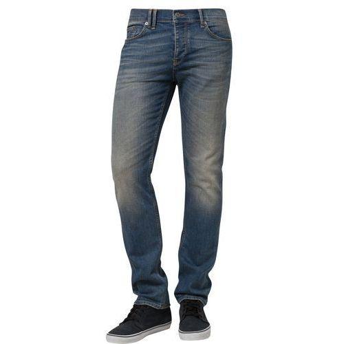 Produkt z kategorii- spodnie męskie - Bench SNARE Jeansy Straight leg niebieski