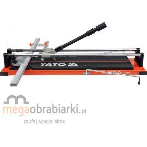 Produkt z kategorii- elektryczne przecinarki do glazury - YATO Przyrząd do cięcia glazury 600 mm YT-3701