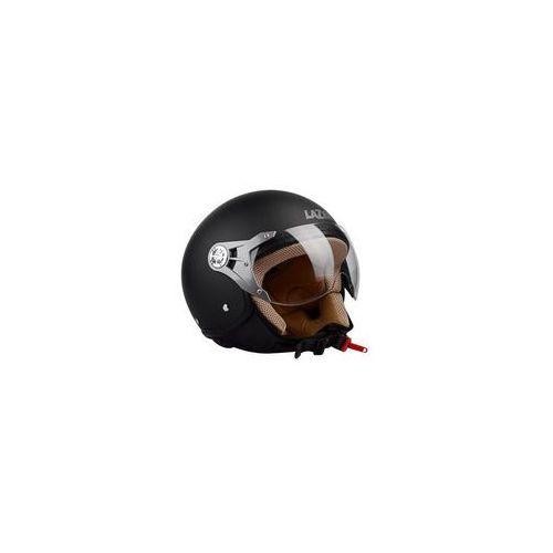 Lazer Kask  Jazz (Czarny Mat) z kat. kaski motocyklowe