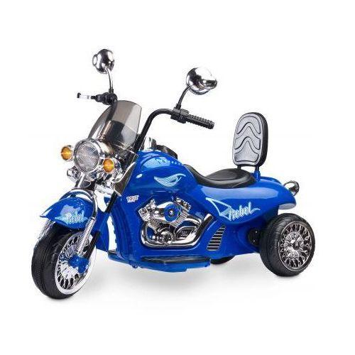 Toyz Rebel motocykl na akumulator blue ze sklepu foteliki-wozki.pl