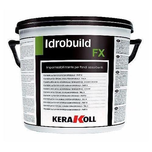 IDROBUILD FX folia w płynie 15kg Kerakoll - IDROBUILD FX folia w płynie 10kg (izolacja i ocieplenie)