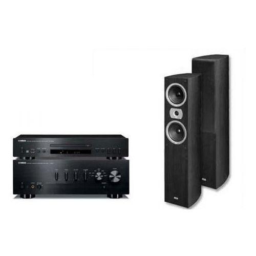 Artykuł YAMAHA A-S300 + CD-S300 + HECO VICTA II 501 z kategorii zestawy hi-fi