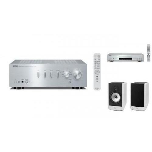 YAMAHA A-S301S + CD-S300S + BOSTON ACOUSTICS A26 W - Tanie Raty za 1%