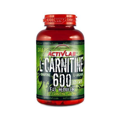 L-Carnitine 600 mg - 135 kaps