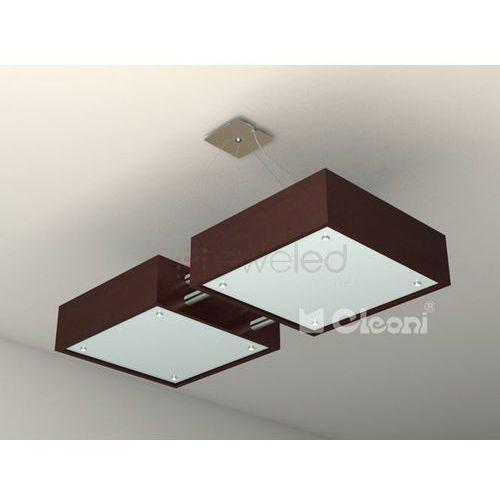 Lampa wisząca Calypso Due - wersja średnia 8xE27 - sprawdź w EWELED.pl