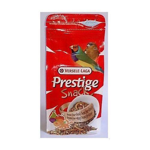 Prestige Snack Finches 125g przysmak z owocami i insektami dla ptaków tropikalnych