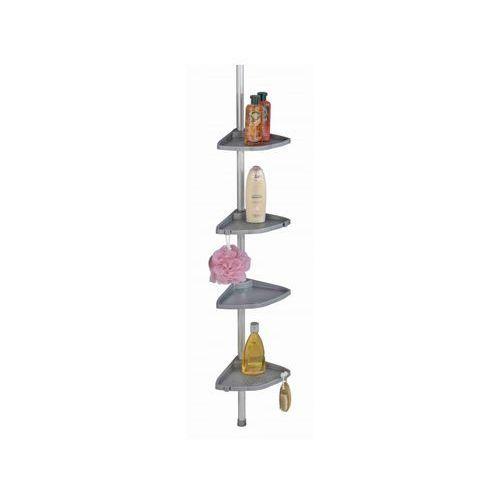 Regał rogowy teleskopowy do prysznica Compact - produkt z kategorii- regały łazienkowe