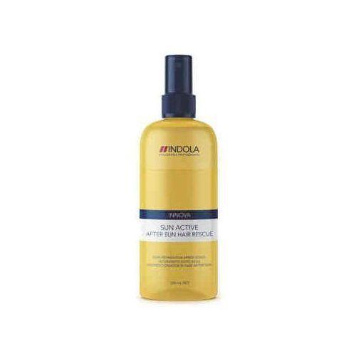 Indola Innova Sun Active After Sun Hair Rescue odżywka bez spłukiwania chroniąca przed słońcem 250ml - produkt z kategorii- odżywki do włosów