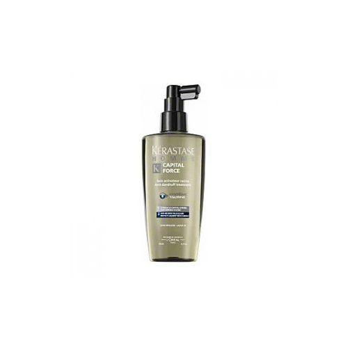 Produkt z kategorii- pozostałe kosmetyki do włosów - Kerastase Aktywator do skóry głowy z łupieżem 125 ml
