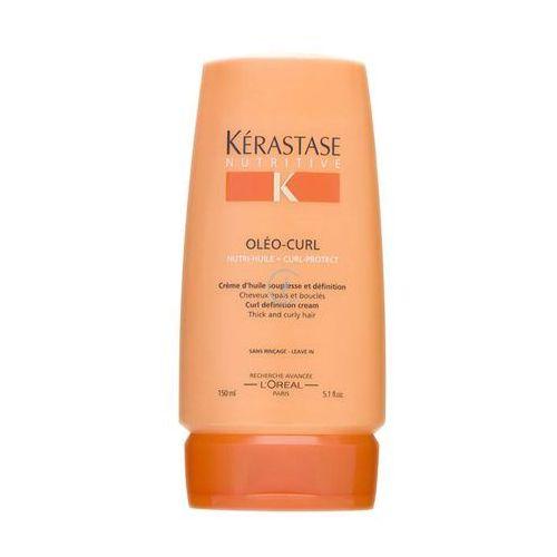 Produkt z kategorii- pozostałe kosmetyki do włosów - Kerastase NUTRITIVE OLEO-CURL CURL DEFINITION CREAM Krem modelujący do włosów kręconych